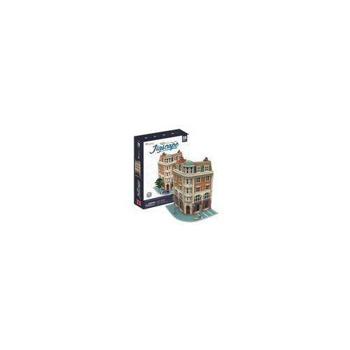 Puzzle 3d corner savings bank 94el. marki Cubicfun