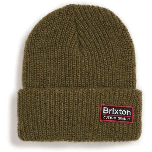 Czapka zimowa - palmer ii beanie army green (argre) rozmiar: os marki Brixton
