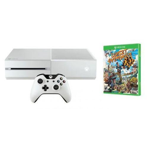 Microsoft Xbox One 500GB, konsola do gier