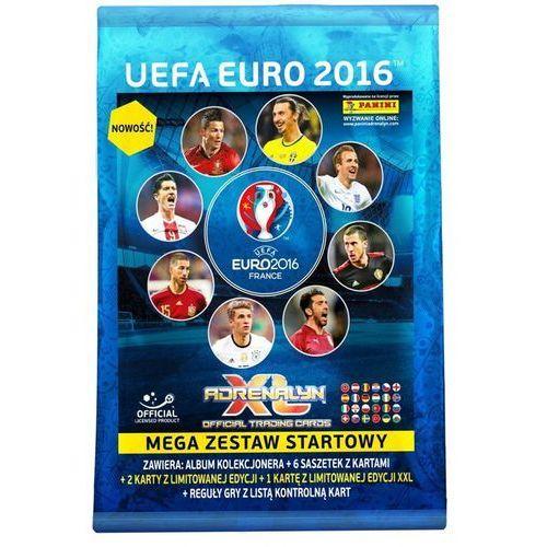 Panini kolekcja euro 2016 mega zestaw startowy