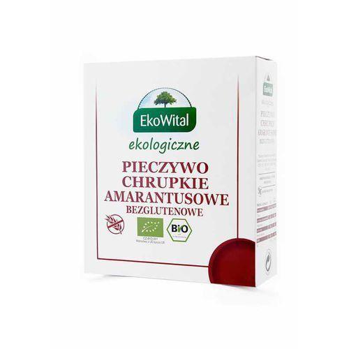 Pieczywo chrupkie amarantusowe bezgl. bio 100 g ekowital wyprodukowany przez Eko wital