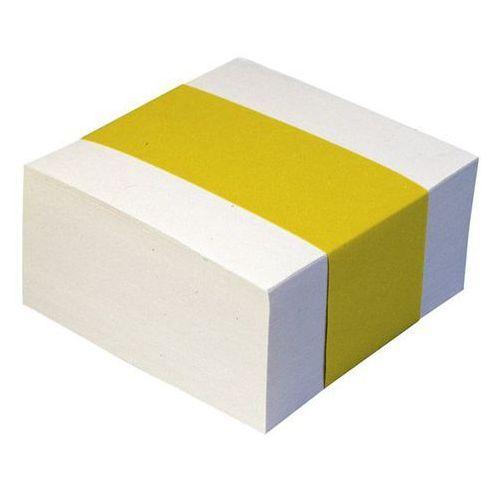 Kostka papierowa nieklejona Idest 8,5x8,5/400k.biała