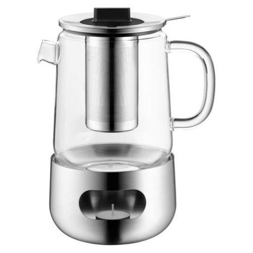 Wmf - sensitea - zaparzacz do herbaty z podgrzewaczem (pojemność: 1,3 l)