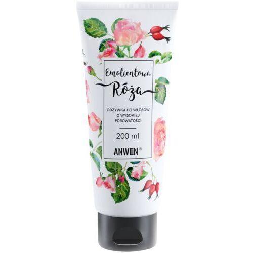 Anwen odżywka do włosów o wysokiej porowatości - emolientowa róża odżywka do włosów o wysokiej porowatości - emolientowa róża