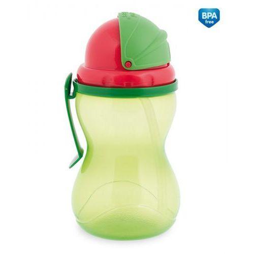 , bidon sportowy ze składaną rurką, 56/113, zielony, 370ml - długi termin ważności! darmowa dostawa od 39,99zł do 2kg! marki Canpol