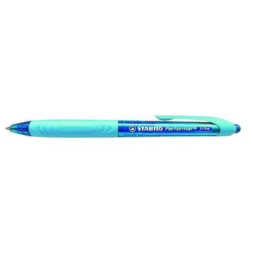 Długopis performer+, nie/niebieski 328/3-41 marki Stabilo