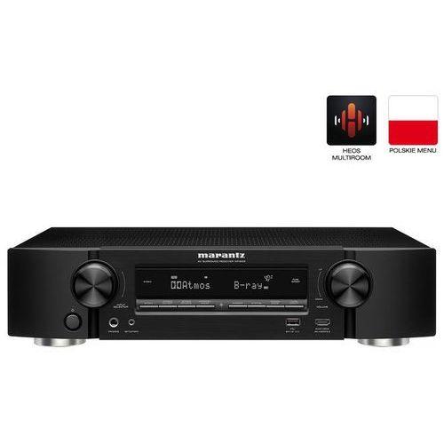MARANTZ NR1609 CZARNY - w pełni funkcjonalny amplituner kina domowego | Zapłać po 30 dniach | Gwarancja 3-lata (4951035065228)