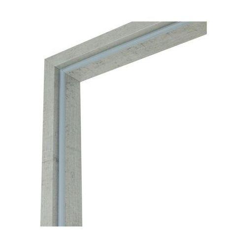 Ościeżnica STAŁA do drzwi zewnętrznych IRYD 80 Lewa Industry 1 DOMIDOR (5907479331817)