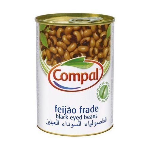 Portugalska fasola z czarnym oczkiem 410 Compal - produkt z kategorii- Przetwory warzywne i owocowe