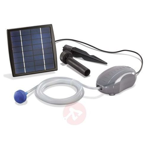 Esotec Solarny napowietrzacz oczek wodnych solar air-s (4260057862723)
