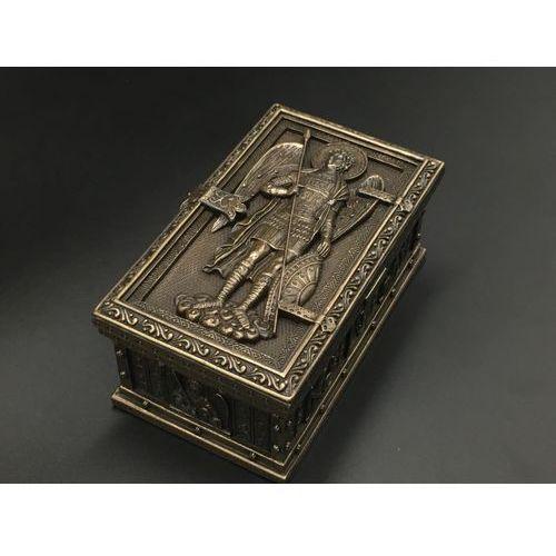 Szkatułka ze świętym michałem (wu75917a1) marki Veronese