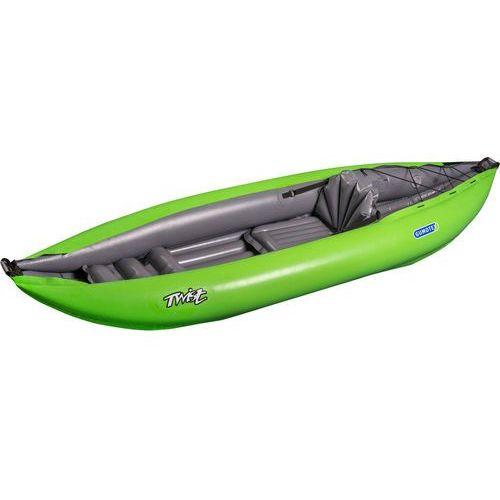 twist 1 kajak zielony 2018 kajaki i canoe marki Gumotex
