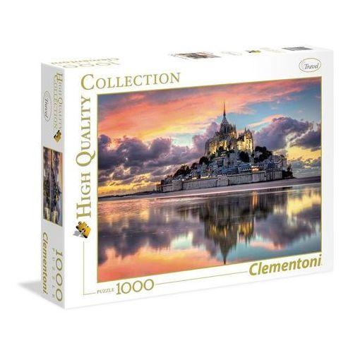 Puzzle High Quality Collection Le Magnifique Mont Saint-Michel 1000, AM_8005125393671