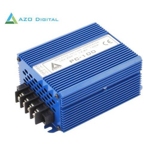 Przetwornica napięcia 10÷30 VDC / 13.8 VDC PC-100-12V 100W IZOLACJA GALWANICZNA (5905279203556)
