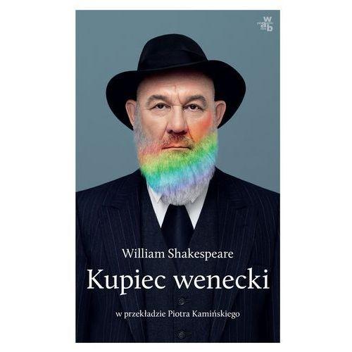 KUPIEC WENECKI (256 str.)