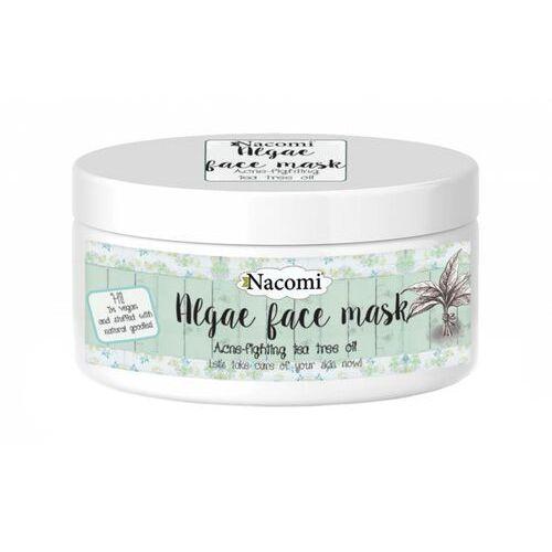 profesjonalna maska algowa do cery trądzikowej, 100 ml marki Nacomi