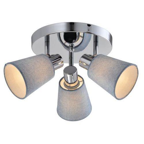 Candellux pin 98-70661 plafon lampa sufitowa 3x40w e14 chrom