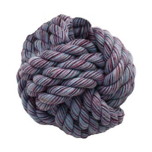 Piłka ze sznura bawełnianego w duzym rozmiarze marki Nuts for knots
