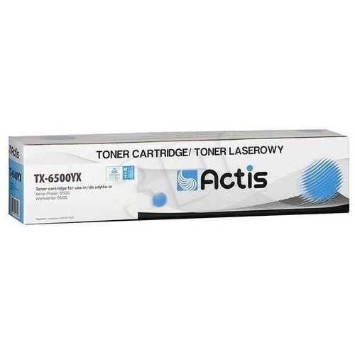 Toner Actis TX-6500YX (do drukarki Xerox, zamiennik 106R01603 2500str. yellow)- wysyłamy do 18:30, TX-6500YX