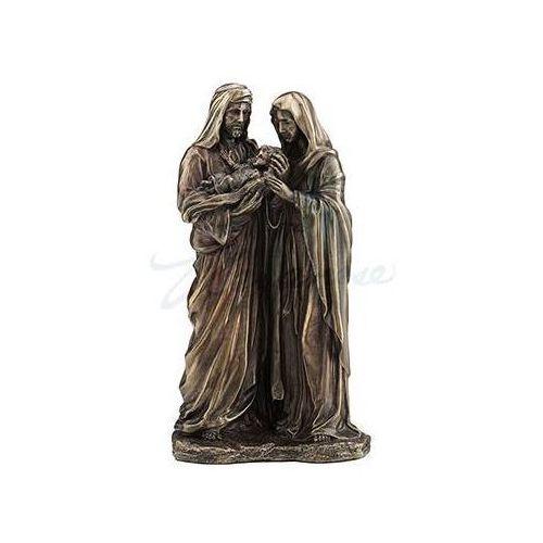 Veronese Święta rodzina - józef i maryja trzymający jezusa (wu77194a4)