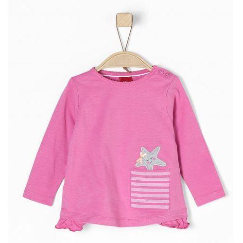 s.Oliver RED LABEL Bluzka z długim rękawem pink, 65802317908