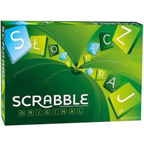 Scrabble (edycja polska) marki Mattel