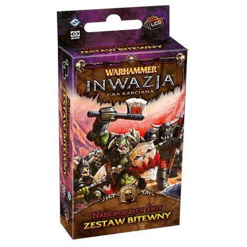Warhammer Inwazja: Nadchodzący Świt (9781616613631)