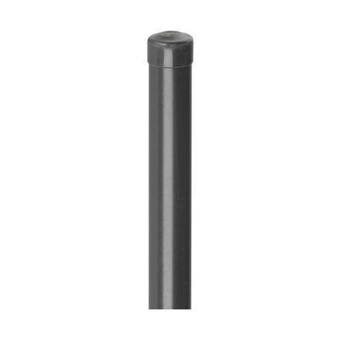 Słupek ogrodzeniowy do siatki 4,2 x 175 cm antracytowy ARCELOR MITTAL (5906554897828)