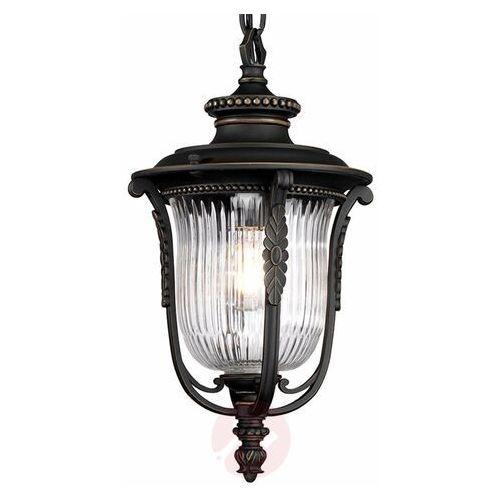 Elstead Lampa wisząca luverne kl/luverne8/m ip44 - lighting - rabat w koszyku