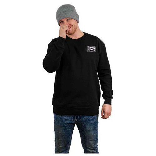 bluza SNOWBITCH - O.G. Mini Crew Black (BLACK) rozmiar: XXL