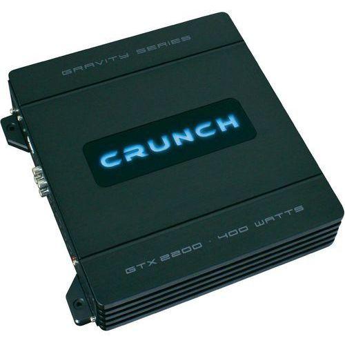 Wzmacniacz samochodowy Crunch GTX2200, 240 W, 4 Ohm, GTX2200