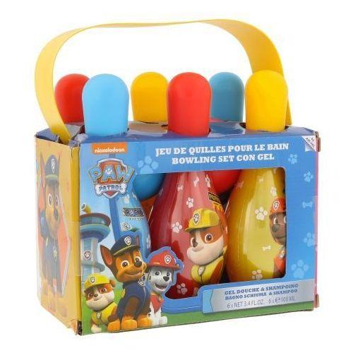 Nickelodeon Paw Patrol U Kosmetyki Zestaw kosmetyków Żel pod prysznic 6x 100 ml + Piłka x2
