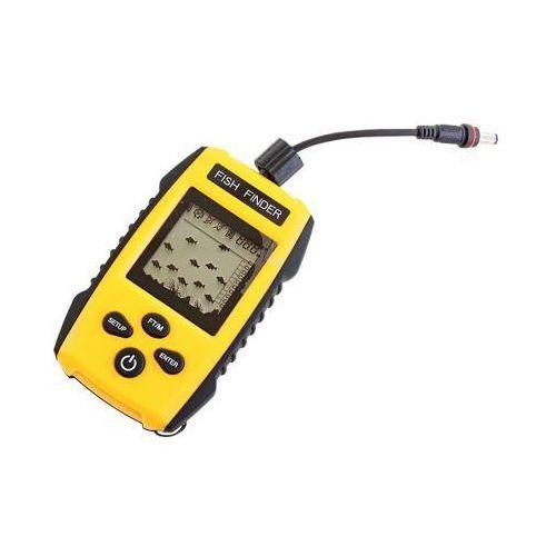 Echosonda wędkarska / wykrywacz ryb w zbiornikach wodnych - fish finder sonar. marki Home appliances