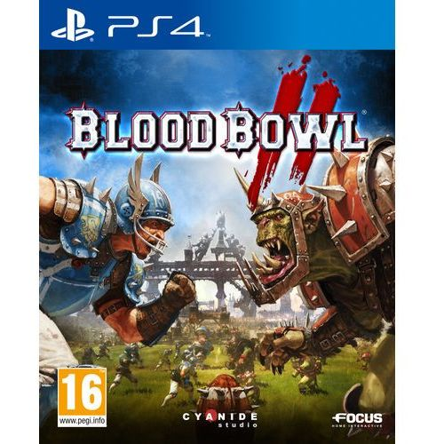 OKAZJA - Blood Bowl 2 (PS4)