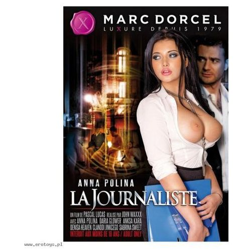 DVD Marc Dorcel - The Journalist, kup u jednego z partnerów