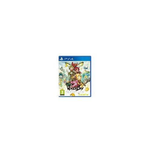Wonder Boy The Dragon's Trap (PS4)