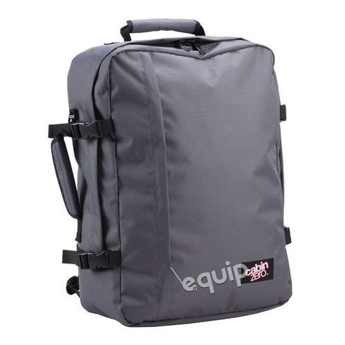 Plecak torba podręczna + pokrowiec organizer gratis - original grey marki Cabinzero