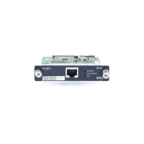 Juniper Srx-mp-1t1e1 1-port t1 or e1 mini-pim for branch srx series