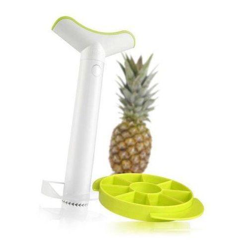 Tomorrows kitchen Nóż do ananasa z krajaczem z tworzywa (8714793487222)