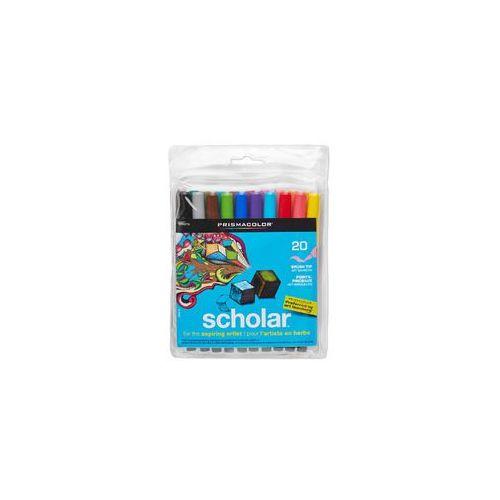 Prismacolor Scholar Water-Based Brush Markery 20k