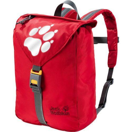 Jack wolfskin murmel plecak dzieci czerwony 2018 plecaki szkolne i turystyczne (4055001611485)
