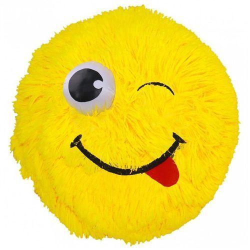 D.rect Piłka fuzzy ball s'cool wink żółta (5902308710085)