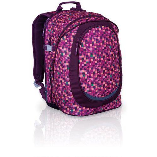 Plecak młodzieżowy hit 800 v - violet marki Topgal. Najniższe ceny, najlepsze promocje w sklepach, opinie.