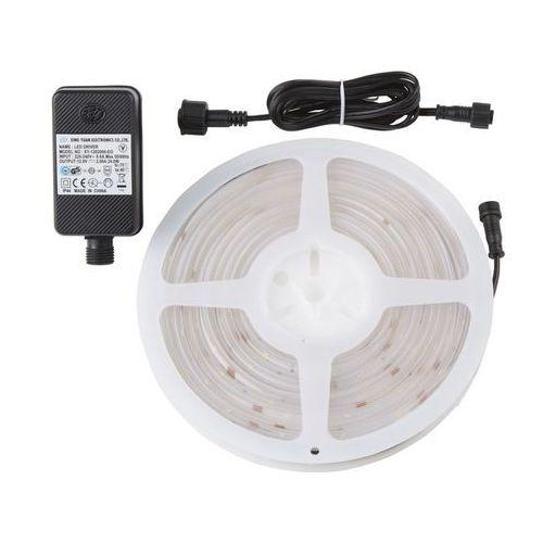 Pasek LED Colours Emmett 1 x 24 W 4000 K IP65 5 m white, kolor biały
