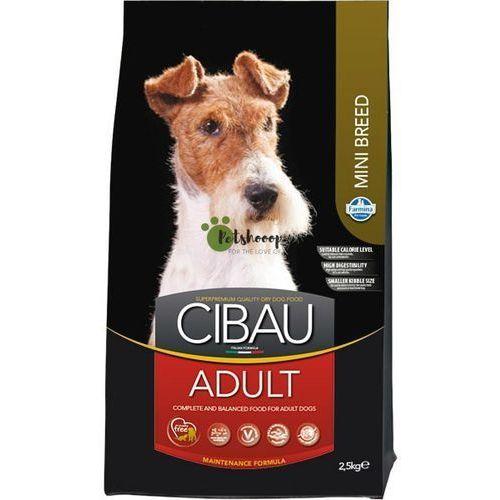 CIBAU ADULT MINI 3x2,5KG = 7,5kg Farmina Small Breed