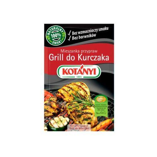 Kotanyi Mieszanka przypraw grill do kurczaka 22 g kotányi (5901032035044)