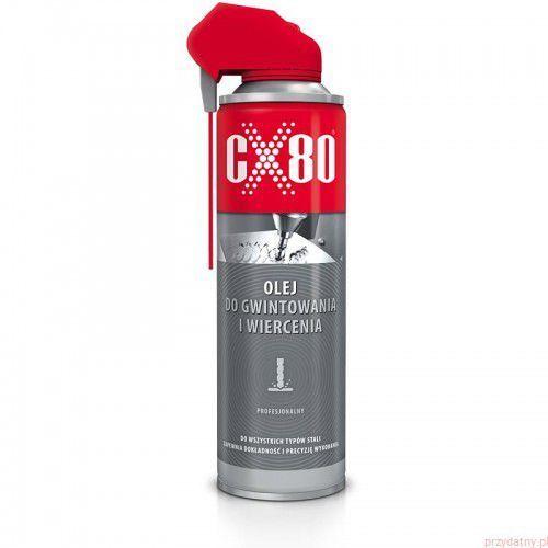 Cx80 Cx-80 olej do gwintowania i nawiercania duo-spray 500ml (5907640602821)
