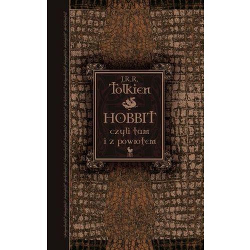 Hobbit, czyli tam i z powrotem (wydanie luksusowe), oprawa miękka
