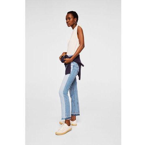 - jeansy mix marki Mango