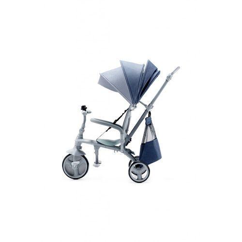 Rowerek trójkołowy jazz denim 5y36c7 marki Kinderkraft
